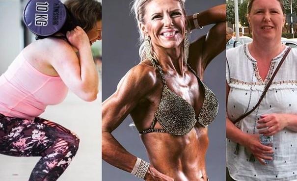 51 vuotias Mervi pudotti painoa -30kg vain 10 kuukadessa!