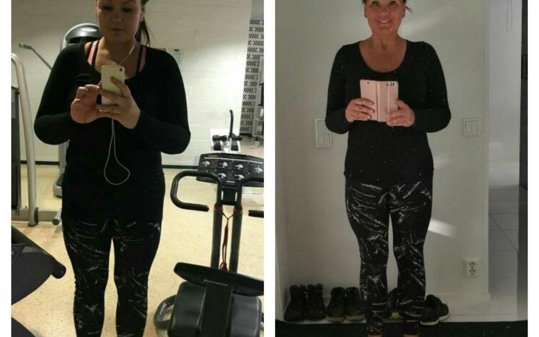 Miten ihmiset ovat onnistuneet pudottamaan painoaan?