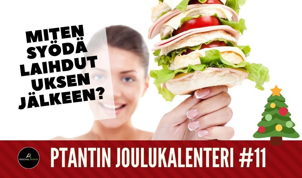 Miten syödä laihdutuksen jälkeen?